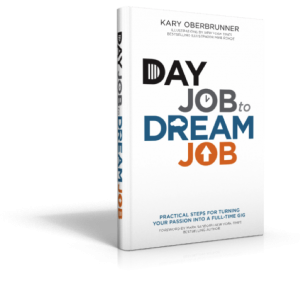 Day Job to Dream Job Book